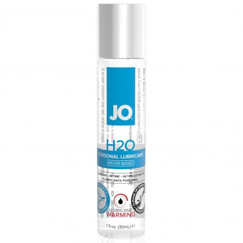 System JO - H2O Verwarmend Glijmiddel - 30 ml