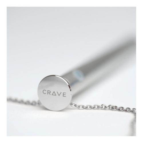 Crave - Vesper Vibrator Ketting - Zilver
