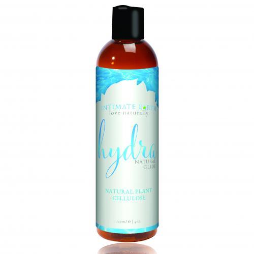 Intimate Earth - Hydra Natural Glijmiddel Op Waterbasis - 120 ml