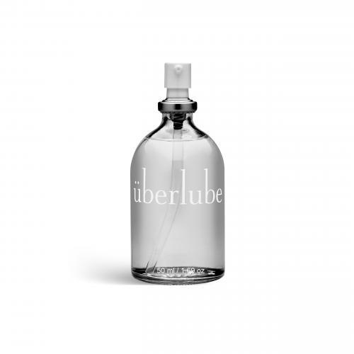 Uberlube - Premium Siliconen Glijmiddel met Pompsysteem - 50 ml