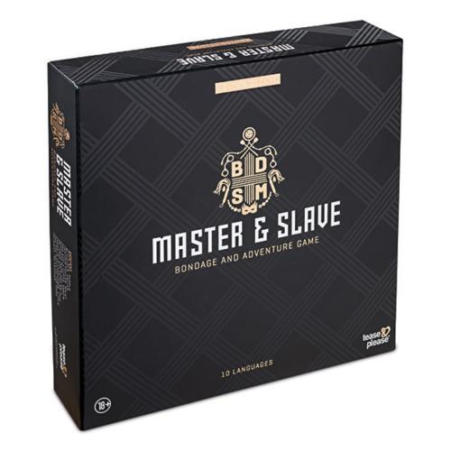 Master & Slave Edition Deluxe (NL-EN-DE-FR-ES-IT-SE-NO-PL-RU)