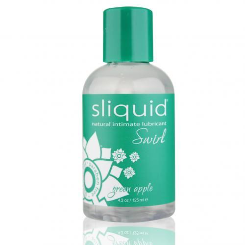 Sliquid Naturals Vegan Glijmiddel - Groene Appel 125 ml