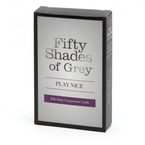 Fifty Shades Of Grey - Talk Dirty Kaartspel