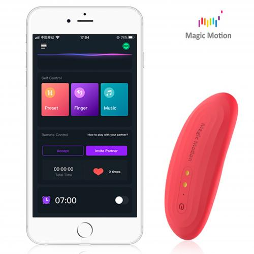 Magic Motion - Nyx Smart Panty Vibrator App Controlled