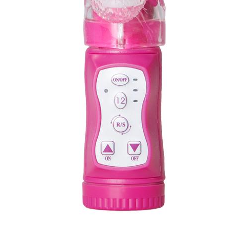 Bunny Vibrator Roze - EasyToys
