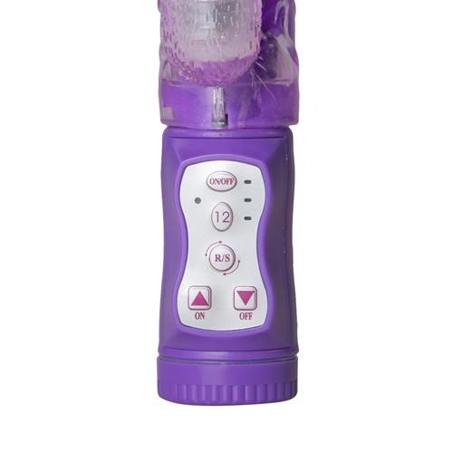 Easytoys Purple Bunny Vibrator image .4