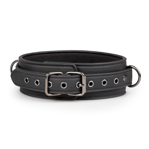 Fetish set met halsband, enkelboeien en handboeien