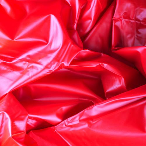 Laklaken - Rood
