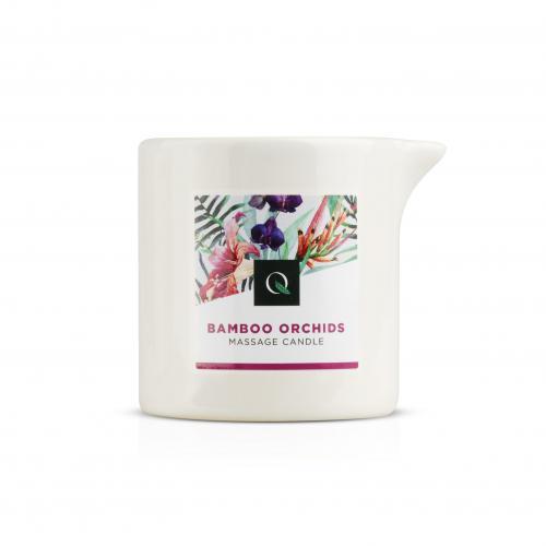 Exotiq Massagekaars Bamboe Orchideeën - 60g