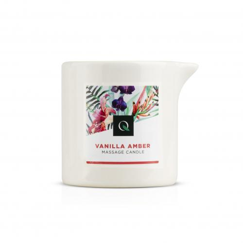 Exotiq Massagekaars Vanille Amber - 60g