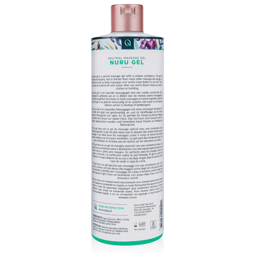 Exotiq Nuru Massage-Gel - 500 ml