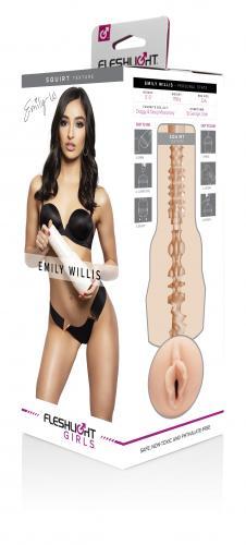 Fleshlight Girls - Emily Willis Squirt