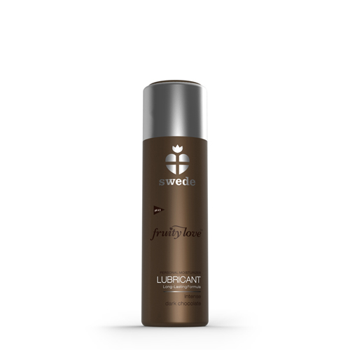 Intense Dark Chocolade Waterbasis Glijmiddel - 50ml
