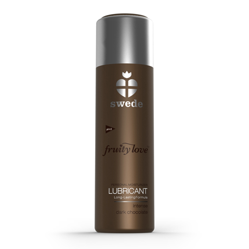 Intense Dark Chocolade Waterbasis Glijmiddel - 100ml