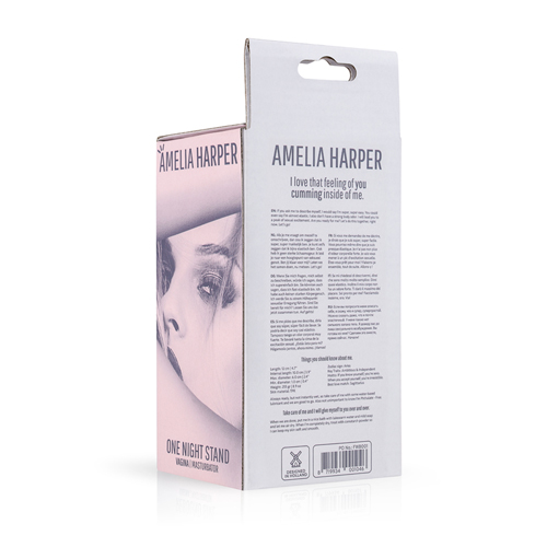 Amelia Harper Masturbator