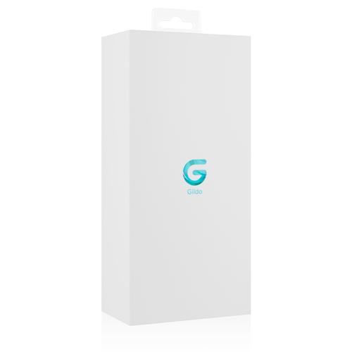 Glazen G-Spot/Prostaatdildo No. 3