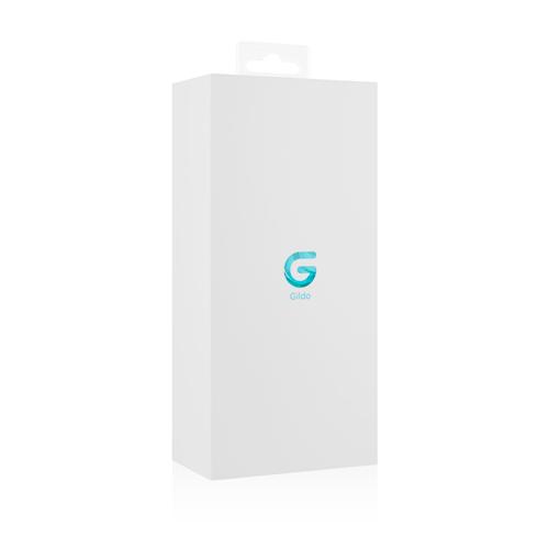 Glazen G-Spot/Prostaatdildo No. 5
