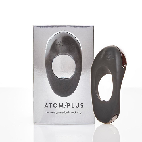 ATOM PLUS Vibrerende Cockring