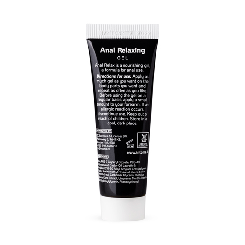 Intome Anales entspannendes Gel - 30 ml