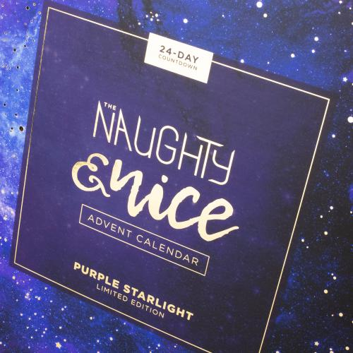 The Naughty And Nice Advent Calender 2021