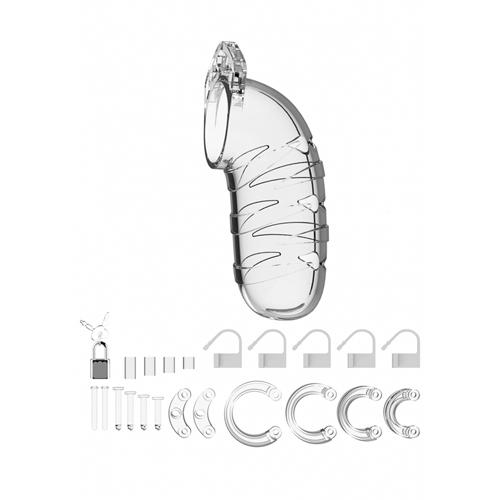 ManCage 05 Kuisheidskooi - Transparant