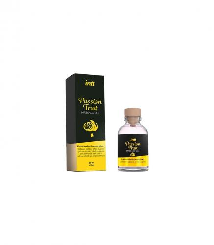 Passion Fruit Verwarmende Massage Gel - 30 ml
