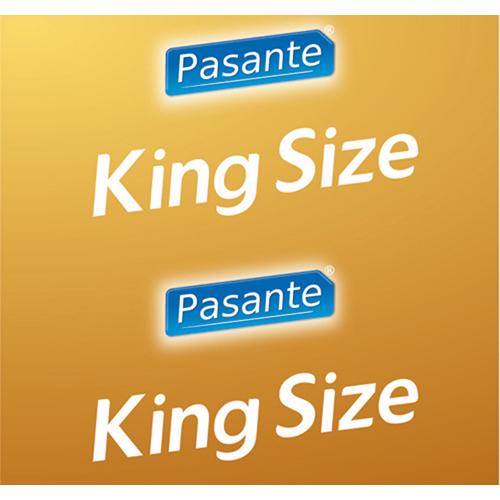 Pasante King Size condooms 12 stuks