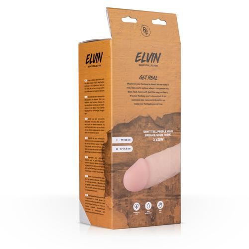 Elvin Realistische Vibrator