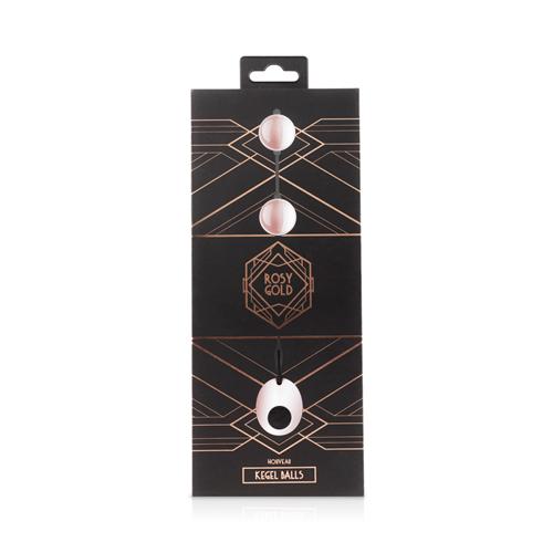 Rosy Gold - Nouveau Kegel Balls