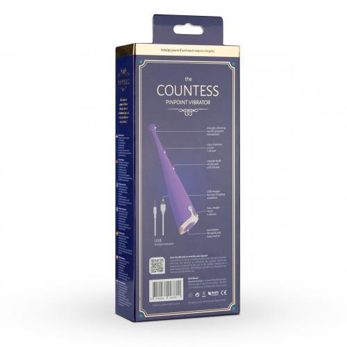 Royals - The Countess Pinpoint Clitoris Vibrator
