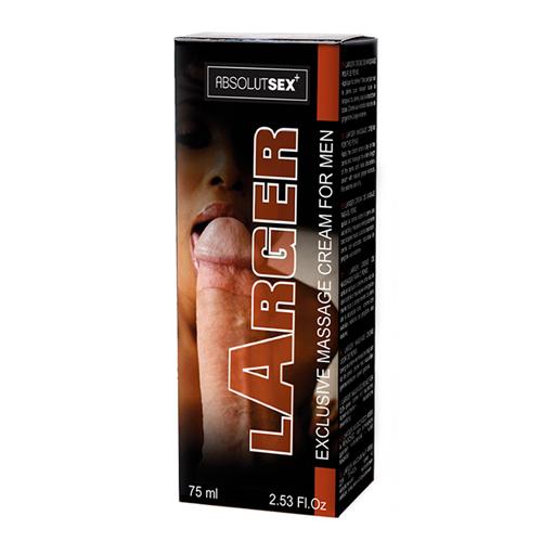 Larger Men Crème 75 ML