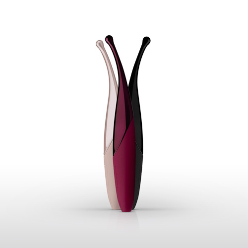 Senzi Vibrator - Deep Pink