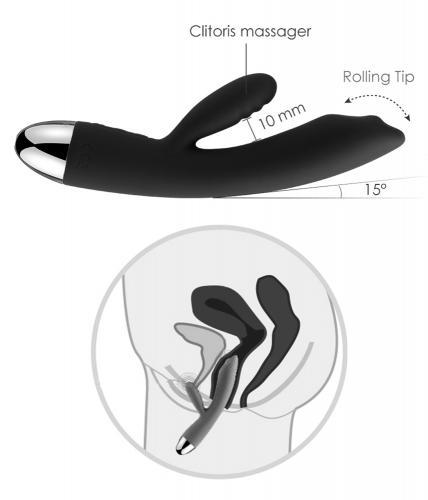 Trysta Rabbit G-Spot Vibrator