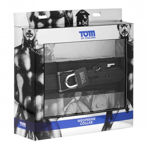Tom Of Finland Neopreen Halsband
