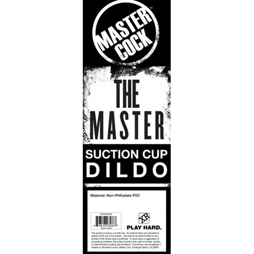 The Master Realistische XXL Dildo Met Balzak - 33 cm