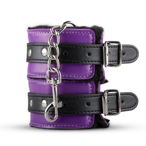 Hunter Ankle Cuffs - Purple