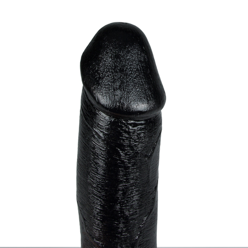Mighty Midnight 25 cm Dildo with Suction Cup