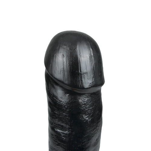 The Black Destroyer XL Dildo