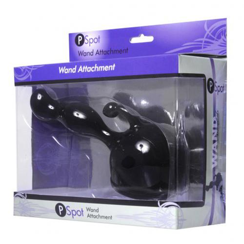 P-Spot Wand Vibrator Opzetstuk voor Mannen