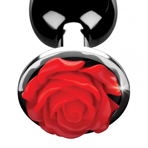 Red Rose Buttplug