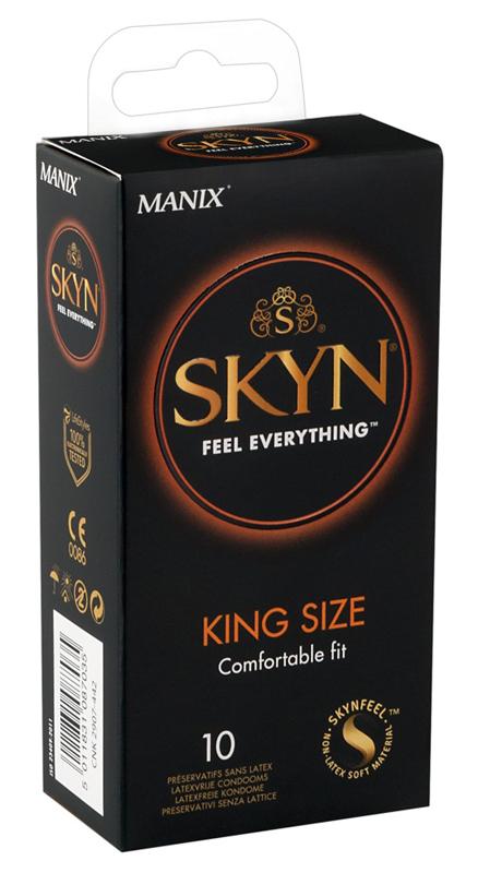 Manix SKYN Large Condooms – 10 stuks