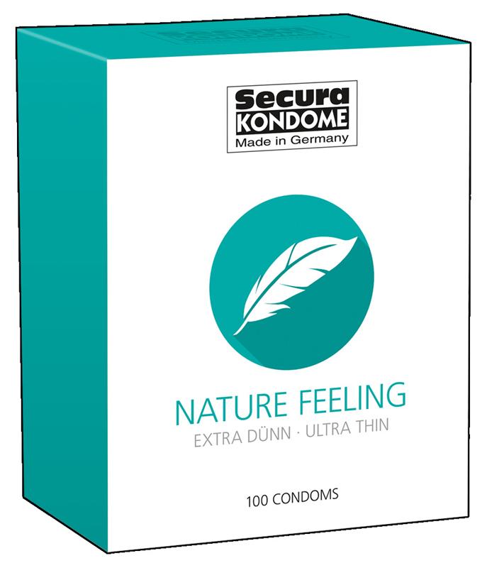Condones Nature Feeling - 100 Piezas