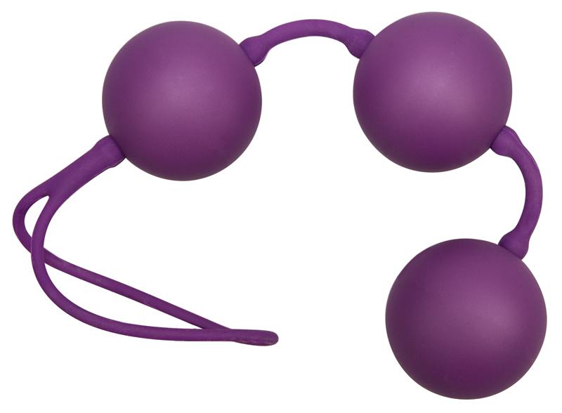 You2Toys - Velvet Balls Purple