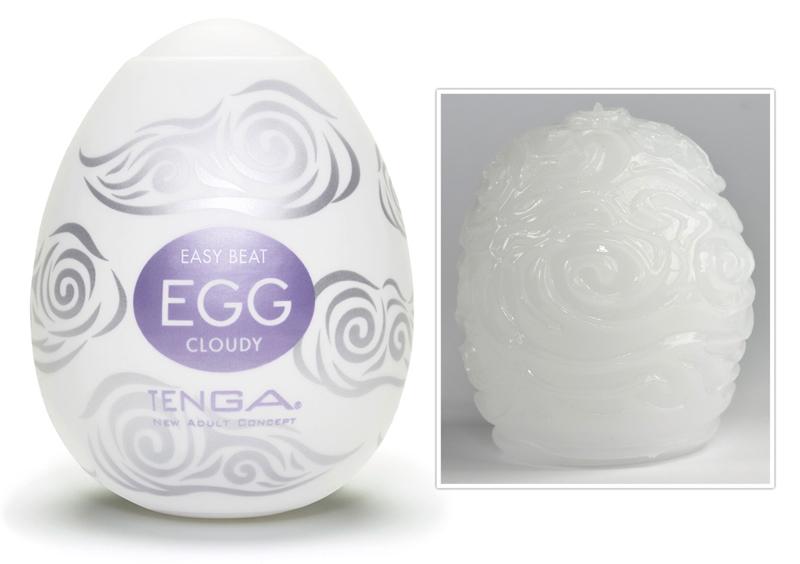 Tenga Egg – Cloudy