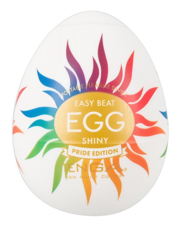 Tenga – Egg Shiny Pride Edition