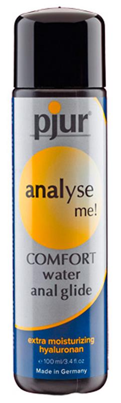 ¡pjur® me analiza! Comfort Water Anal Glide