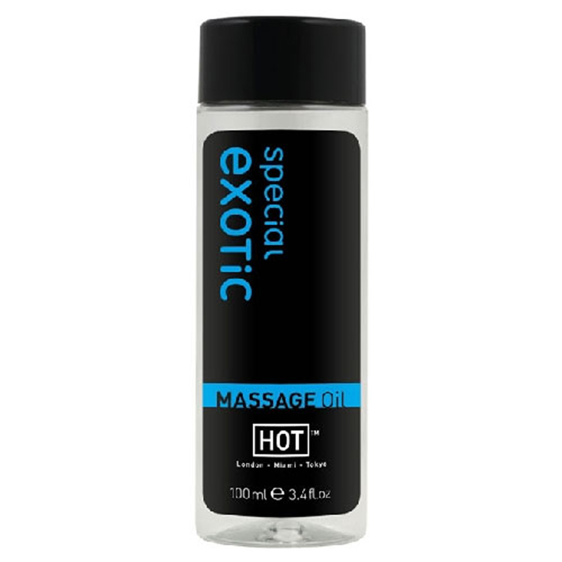 HOT Massage-Öl Exotic 100 ml