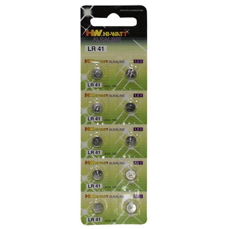 You2Toys - Celda de botones de 10 piezas LR41