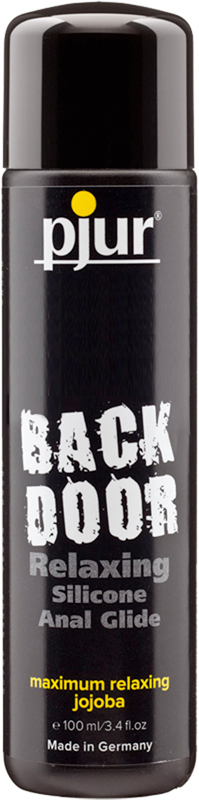 Backdoor ontspannende anaalgel - 100 ml