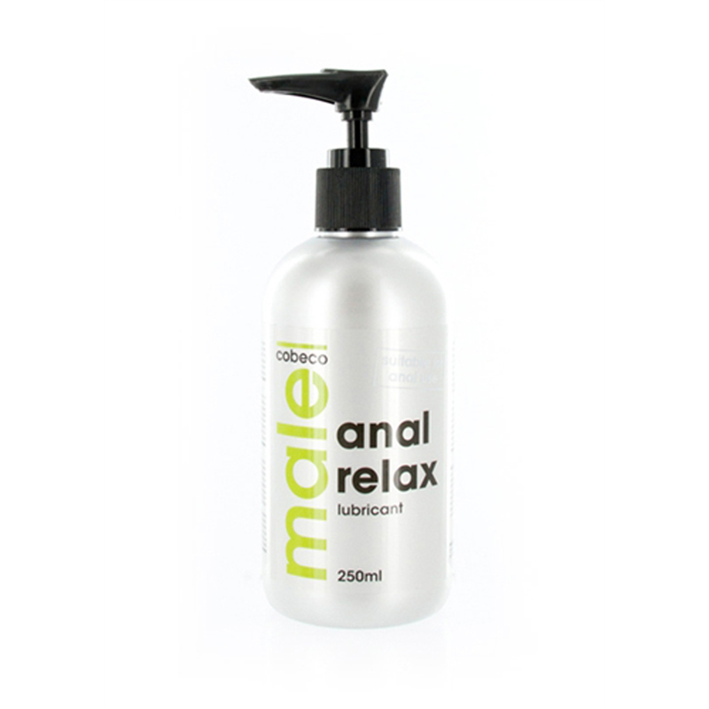 MALE - Anal Relax Lubricant (250ml) image